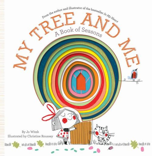 With My Tree book