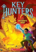 Wizard's War book