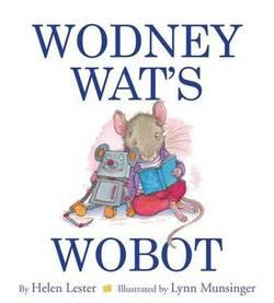 Wodney Wat's Wobot book