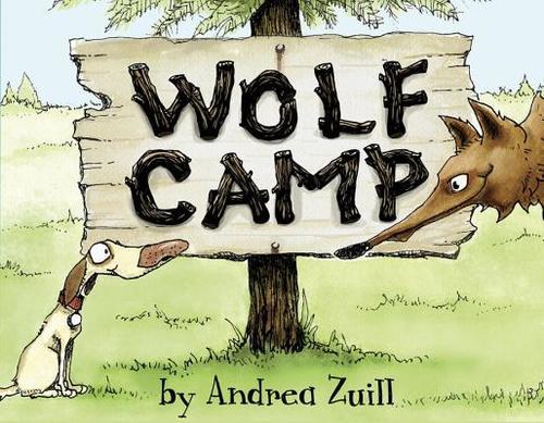 Wolf Camp book
