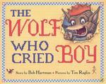 Wolf Who Cried Boy book
