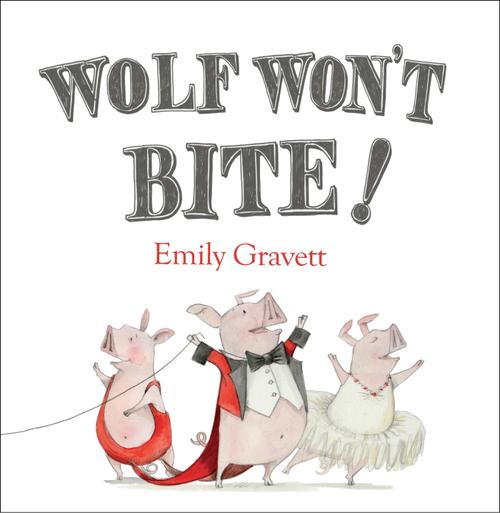 Wolf Won't Bite book