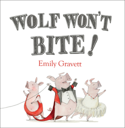Wolf Won't Bite book