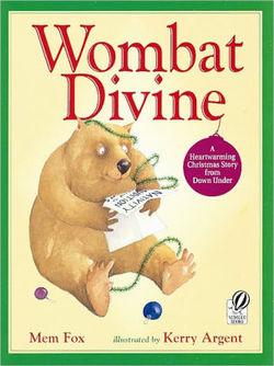 Wombat Divine book