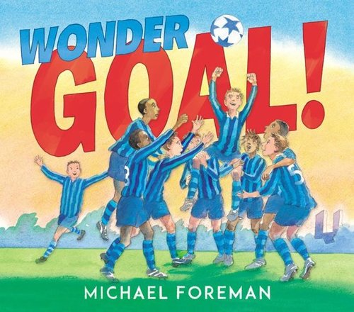 Wonder Goal! book
