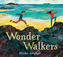 Wonder Walkers book