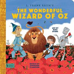 Wonderful Wizard of Oz: A BabyLit Storybook book