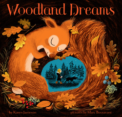 Woodland Dreams book