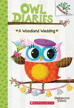 Woodland Wedding book