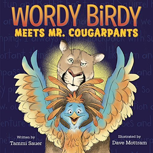 Wordy Birdy Meets Mr. Cougarpants book