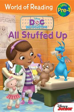 World of Reading: Doc McStuffins All Stuffed Up: Pre-Level 1 book
