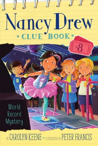 World Record Mystery book