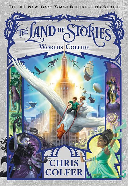 Worlds Collide book
