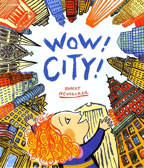 Wow! City! book