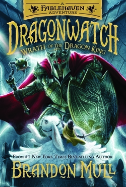 Wrath of the Dragon King book