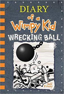Wrecking Ball book