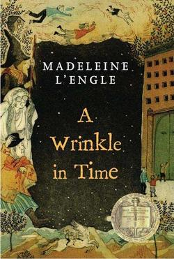 Wrinkle in Time book