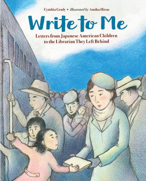 Write to Me book