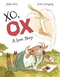 XO, OX book