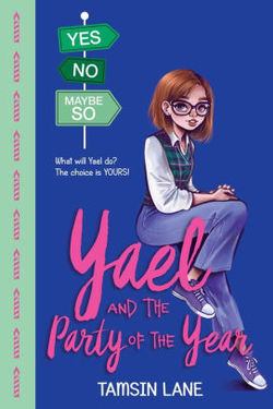 Yael and the Party of the Year book