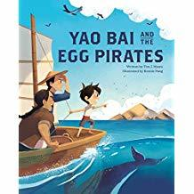 Yao Bai and the Egg Pirates Book