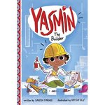Yasmin the Builder book