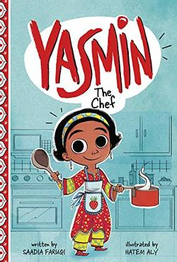 Yasmin the Chef book