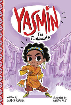 Yasmin the Fashionista book