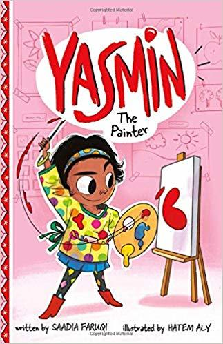 Yasmin the Painter book