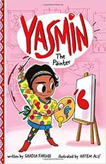 Yasmin the Painter book