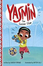 Yasmin the Soccer Star book