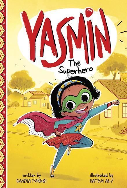 Yasmin the Superhero Book