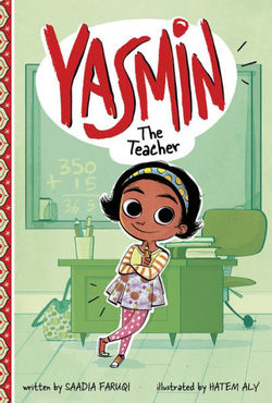 Yasmin the Teacher book