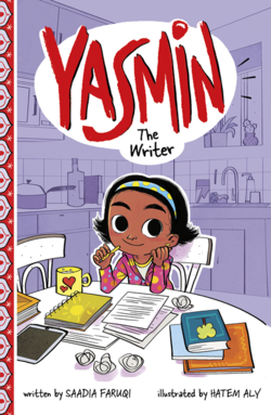 Yasmin the Writer book