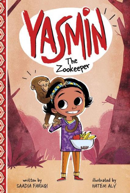 Yasmin the Zookeeper book
