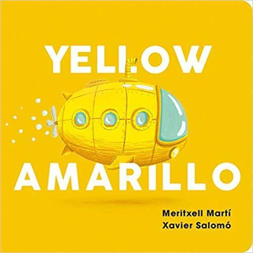 Yellow-Amarillo book