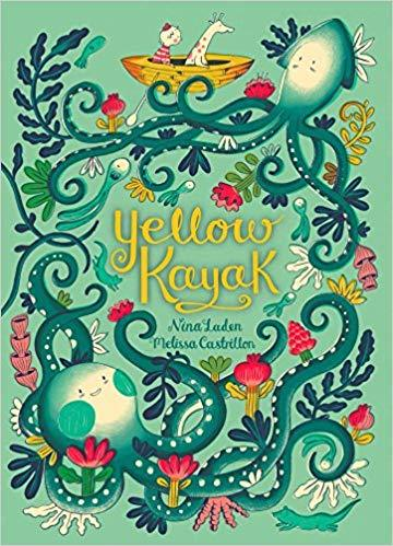 Yellow Kayak book