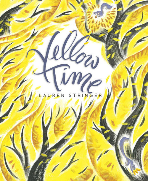 Yellow Time book
