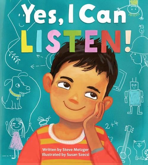 Yes, I Can Listen! book