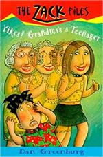 Yikes! Grandma's a Teenager book
