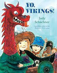 Yo, Vikings! book