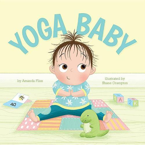 Yoga Baby book