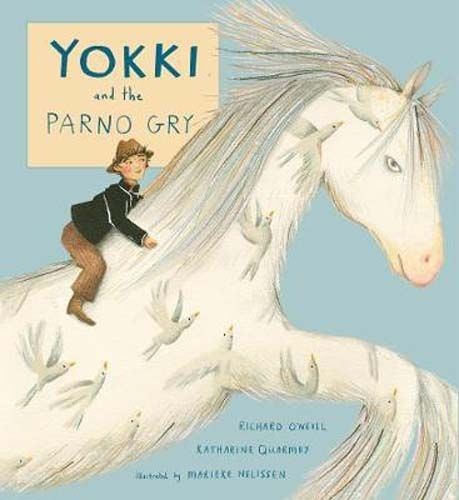 Yokki and the Parno Gry book