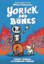 Yorick and Bones book