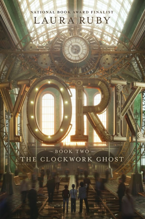 York: The Clockwork Ghost book