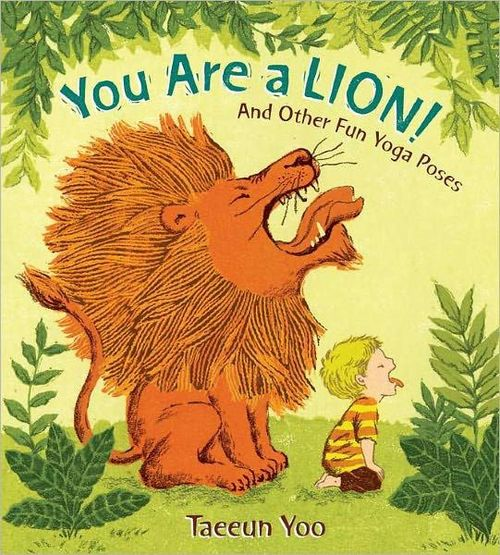 You are a Lion! Book