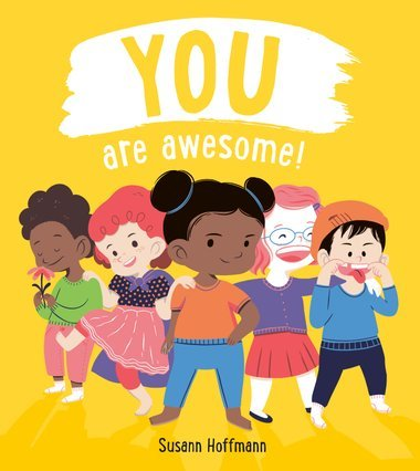 You Are Awesome book