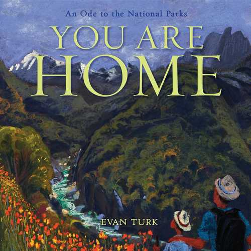 You Are Home book