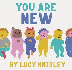 You Are New book