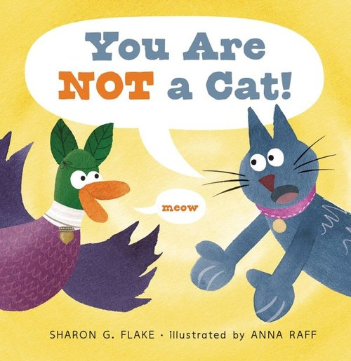 You Are Not a Cat! book